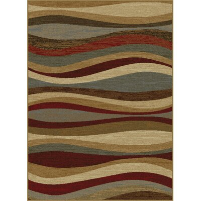 Willowridge Multi Area Rug Rug Size: Rectangle 93 x 125