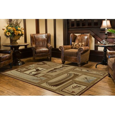 Irving Ivory Area Rug Rug Size: Rectangle 8 x 11