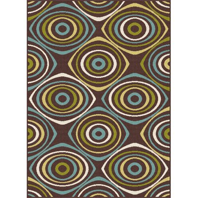 Eichorn Outdoor Indoor/Outdoor Area Rug Rug Size: Rectangle 710 x 103