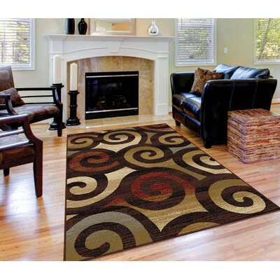 Oneil Area Rug Rug Size: Rectangle 5'3
