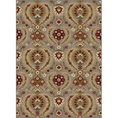 Barbarra Light Blue Area Rug Rug Size: 710 x 103