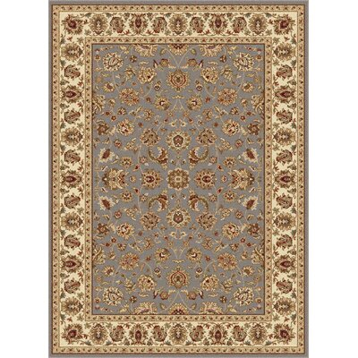 Laplant Transitional Orange Area Rug Rug Size: Rectangle 76 x 910