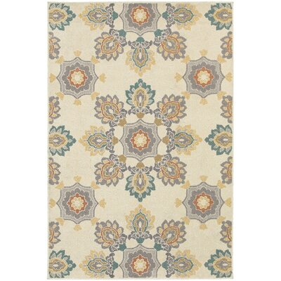 Brookline Hand-Woven Indoor Area Rug Rug Size: Rectangle 53 x 76