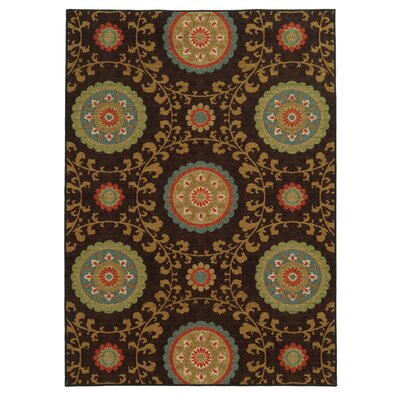 Roger Brown Area Rug Rug Size: 33 x 55
