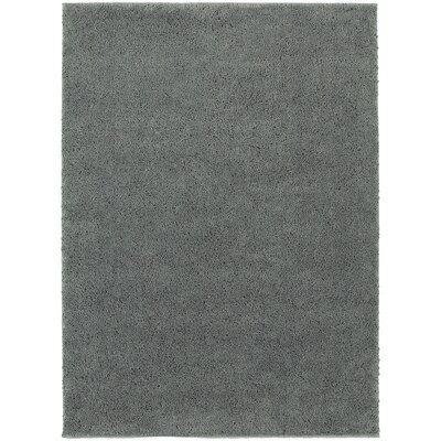 Hanson Blue Area Rug Rug Size: Rectangle 67 x 93