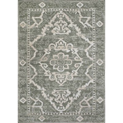 Avery Light Green Area Rug Rug Size: 710 x 102