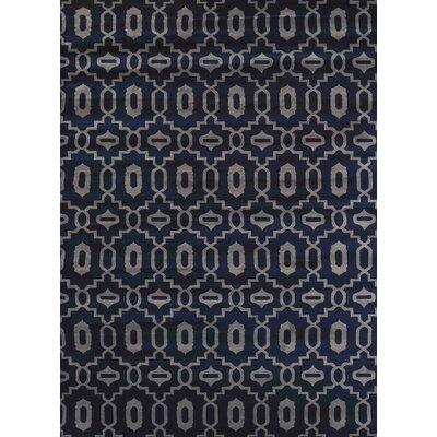 Durham Navy Area Rug Rug Size: 710 x 106