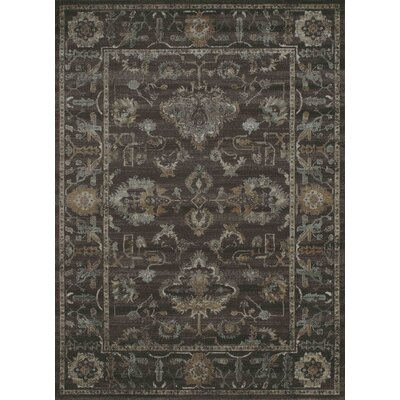 Benson Light Brown Area Rug Rug Size: 710 x 106