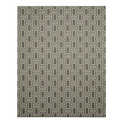 Allison Gray Area Rug Rug Size: 810 x 1110
