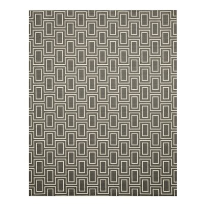 Allison Gray Area Rug Rug Size: 710 x 910