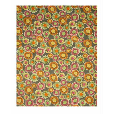 Lancaster Gray Area Rug Rug Size: 43 x 511