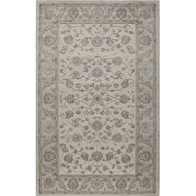 Sheldon Ivory/Cream Area Rug Rug Size: Runner 22 x 8