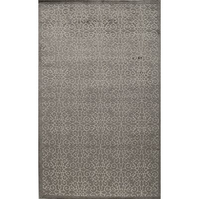 Sheldon Gray Area Rug Rug Size: 8 x 10