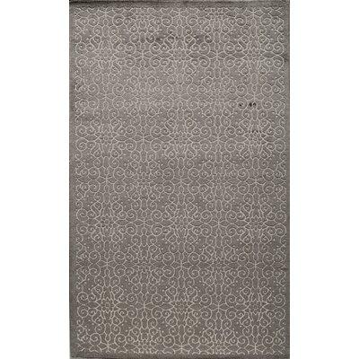 Sheldon Gray Area Rug Rug Size: 5 x 8