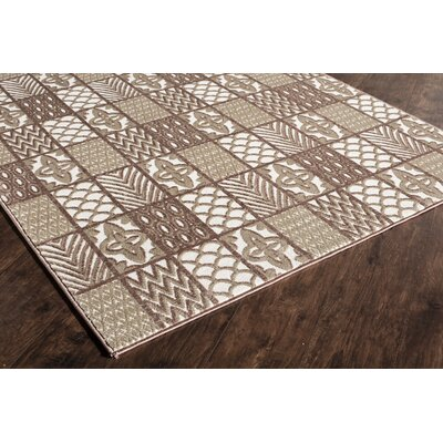 Sheldon Rust Area Rug Rug Size: Runner 22 x 8