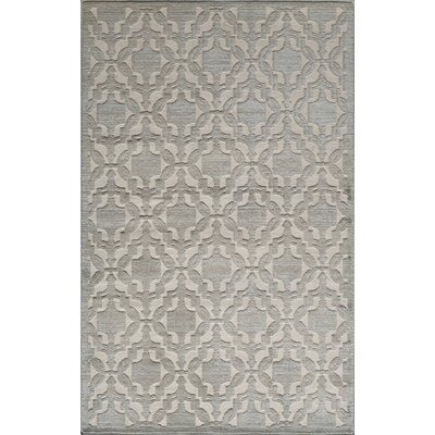 Sheldon Light Blue Area Rug Rug Size: 27 x 411