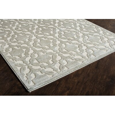 Sheldon Light Blue Area Rug Rug Size: Runner 22 x 8