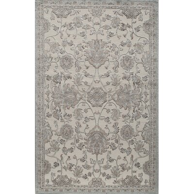 Sheldon Light Blue Area Rug Rug Size: 5 x 8