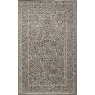 Sheldon Light Green Area Rug Rug Size: 5 x 8