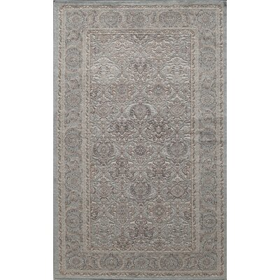 Sheldon Light Blue Area Rug Rug Size: 8 x 10