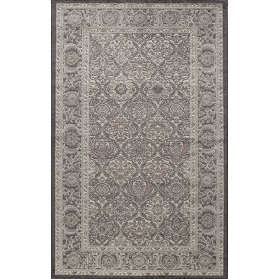 Sheldon Black Area Rug Rug Size: 5 x 8