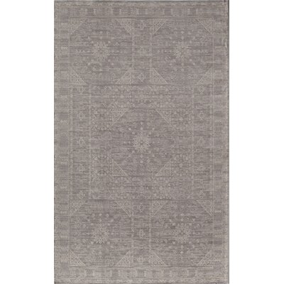 Carter Gray Area Rug Rug Size: 2 x 4