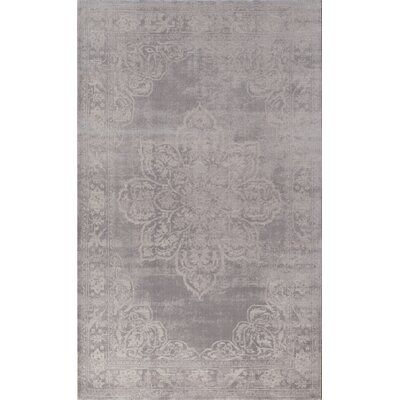 Carter Gray Area Rug Rug Size: Runner 2'3