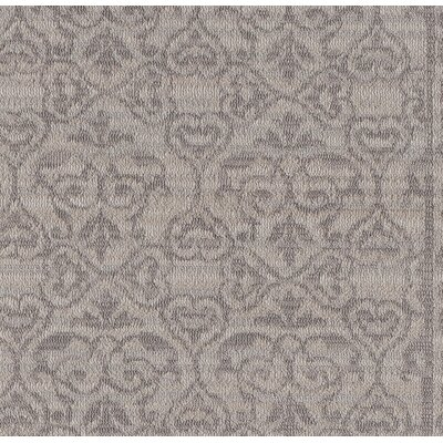 Carter Gray/Ivory Area Rug Rug Size: 2 x 3