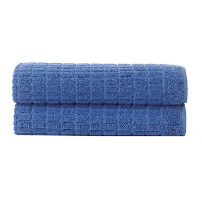 Yorkshire Bath Mat Color: Blue