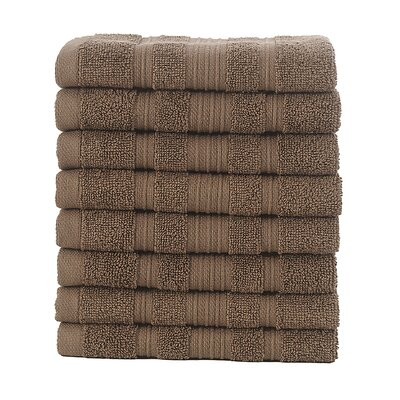 Yorkshire Wash Cloth Color: Brown