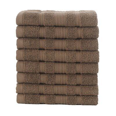 Yorkshire Wash Cloth Color: Brown