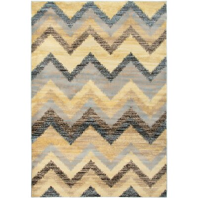 Culver Gray Area Rug Rug Size: Runner 23 x 77