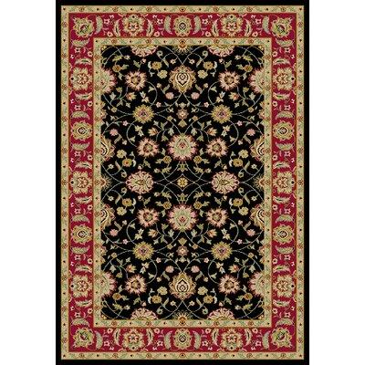 Ankara Zeigler Black Rug Rug Size: 710 x 1010