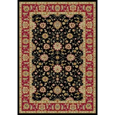 Ankara Zeigler Black Rug Rug Size: 67 x 96