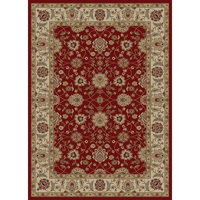 Ankara Zeigler Red Rug Rug Size: 710 x 1010