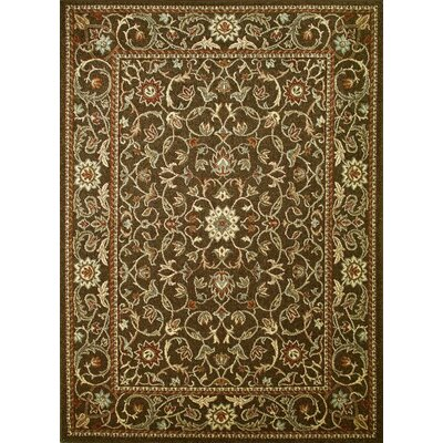 Chester Flora Rug Rug Size: Rectangle 5'3