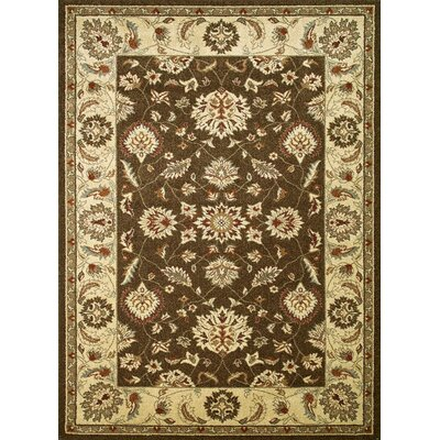 Chester Brown Oushak Area Rug Rug Size: 33 x 47