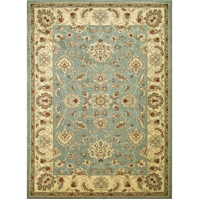 Chester Blue Oushak Area Rug Rug Size: 710 x 106