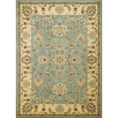 Chester Blue Oushak Area Rug Rug Size: 710 x 106