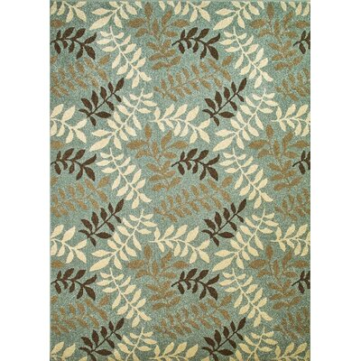 Chester Green Area Rug Rug Size: 67 x 93