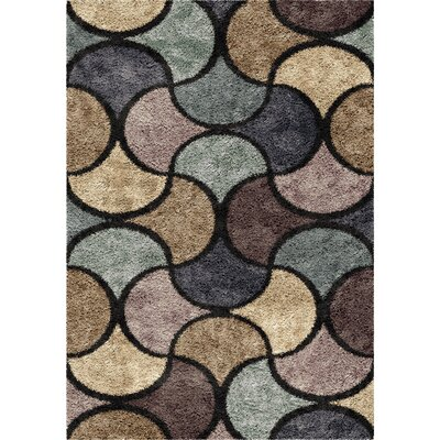 Grace Area Rug Rug Size: Rectangle 53 x 76