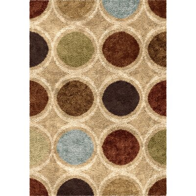 Catalina Brown Area Rug Rug Size: Rectangle 710 x 1010