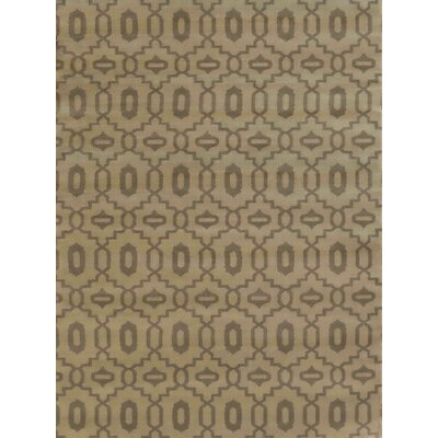 Durham Beige Area Rug Rug Size: 710 x 106