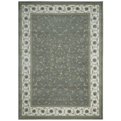 Light Green Area Rug Rug Size: 33 x 411