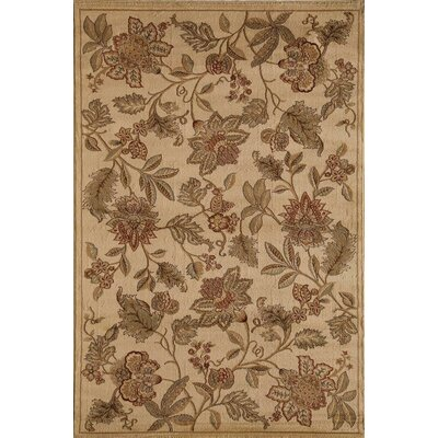 Allston Cream/Gray Area Rug Rug Size: Runner 23 x 710