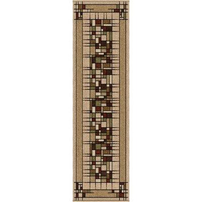 Four Seasons Eldridge Indoor/Outdoor Area Rug Rug Size: Runner 23 x 8
