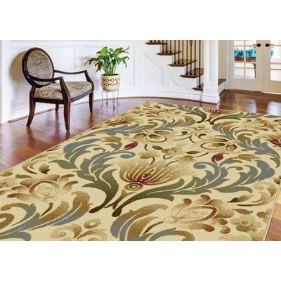 Grange 3 Piece Ivory Area Rug Set
