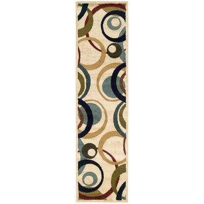 Robyn Area Rug Rug Size: Runner 110 x 73