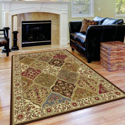 Langlee Area Rug Rug Size: Rectangle 5 x 7