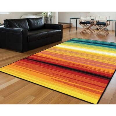 Belford Multi Area Rug Rug Size: 710 x 103
